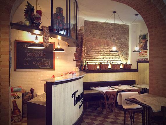 Progettare l arredamento di un locale a roma for Arredamento ristorante italia